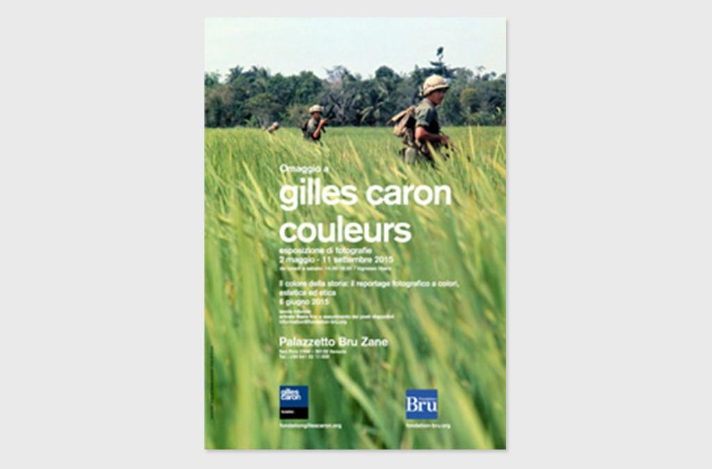 Hommage à Gilles Caron