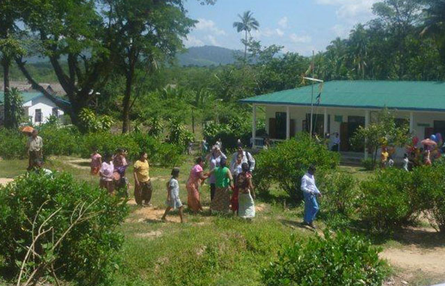 Ecole Pasut Birmanie