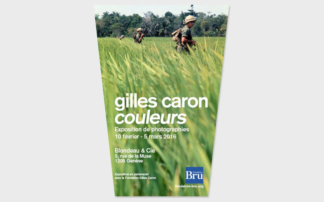 Gilles Caron Couleurs